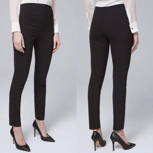 WHBM Skinny Ankle ultra slimming dress pants BNWT